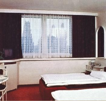 Отель interhotel olympik 4* фотография 5