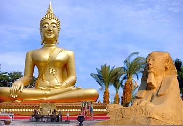 ,  Египет,  Таиланд