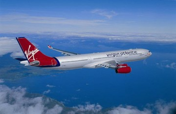 авиакомпания «Virgin Atlantic»