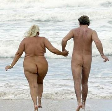 Фото толстые нудисты