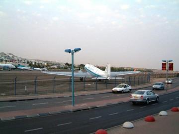 Старый аэропорт Эйлата,  Израиль