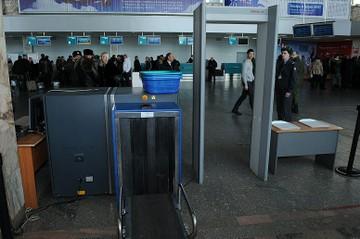 В аэропортах Москвы заработала система безопасности в пять уровней
