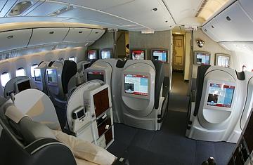 самолёты двухэтажные фото