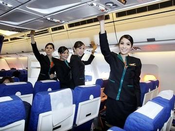 В таиланде пассажиров будут обслуживать стюардессы транссексуалы