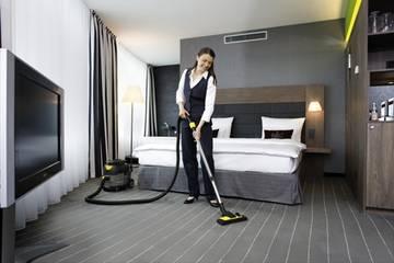 уборка гостиницы