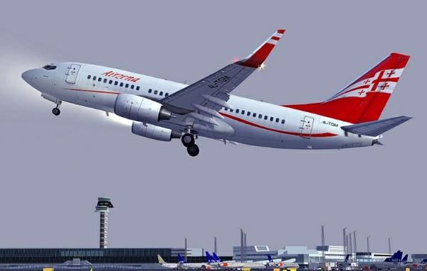Расписание прямых рейсов на самолет из города Симферополь