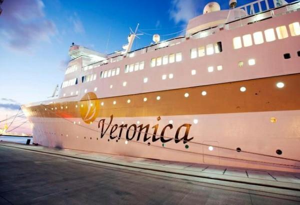 В Омане появился плавающий luxury отель