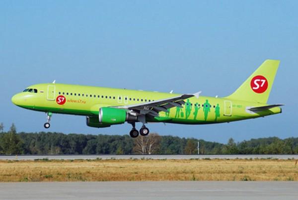 S7 Airlines начала полеты в Валенсию