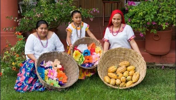 мексика фото туристов