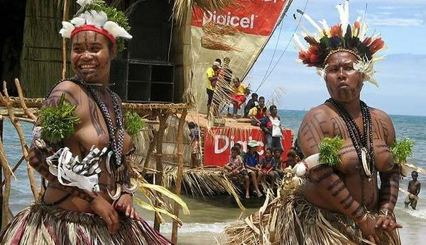 Папуасы гвинеи секс
