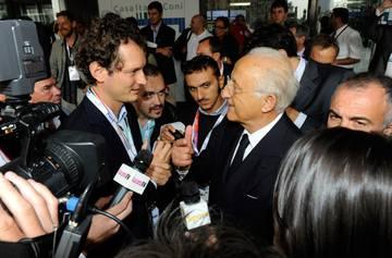 Министр туризма Италии Пьеро Ньюди