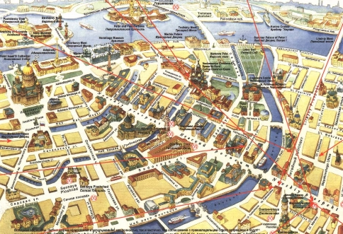 Санкт-Петербург предложил