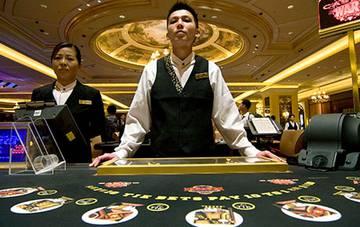 Китайцы открывают в Приморье большое казино