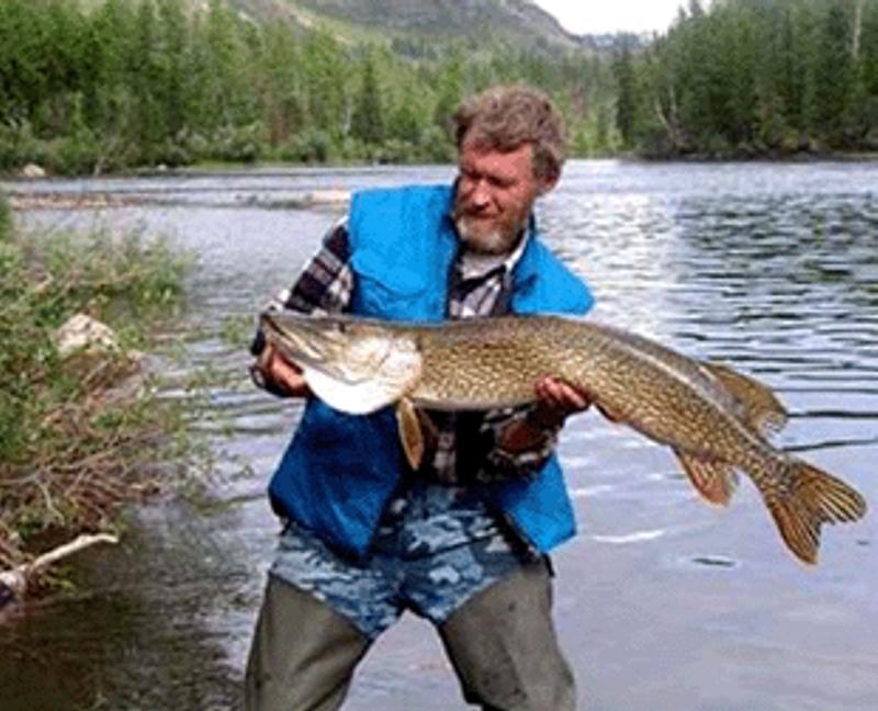 рыбалка на алтае фото