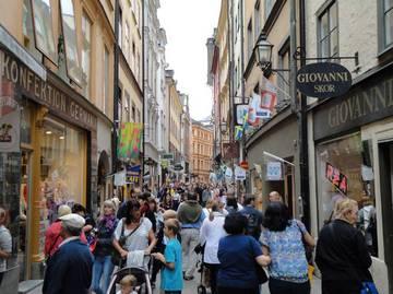 «Шопинг-туризм» - новый шведский «конек»