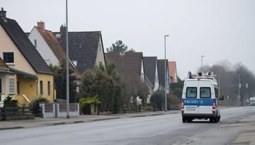 В Германии попал в аварию автобус с российскими туристами
