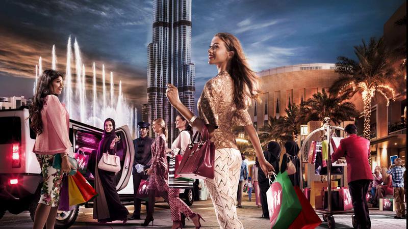 На 20-ом Дубайском торговом фестивале туристы могут выиграть 100 кг золота, бриллианты и автомобили Infinity