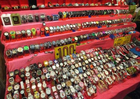 Подделки часы тайланд