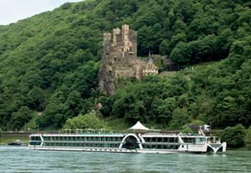 Российские туристы стали предпочитать круизы по европейским рекам в не сезон