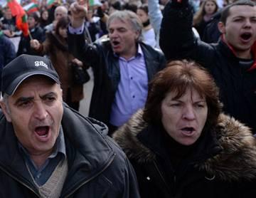 В Бургасе прошла демонстрация за упрощение виз для российских туристов
