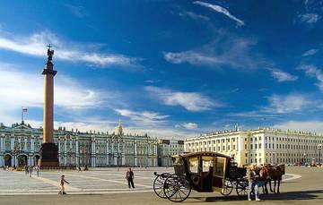 Эксперты составили для туристов Топ-10 городов России на майские праздники