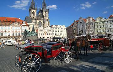 Прага названа самой дешевой страной для путешествий