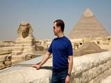 Дмитрий Медведев прорекламировал отдых в Египте