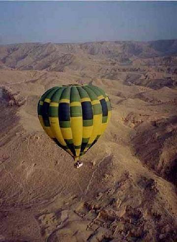Экскурсионная поездка в Луксоре завершилась падением