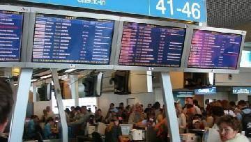 Общественники предложили не останавливать путешественников с вылетом