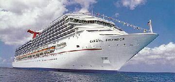 «Атлантис Лайн» продемонстрировал обновленный флагман «Carnival Cruise Line» в Ст.Санкт-Петербурге