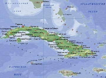Летний туристический поток на Кубу повысился на 30%