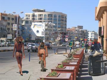 Оргазм, нудийский пляж в турции