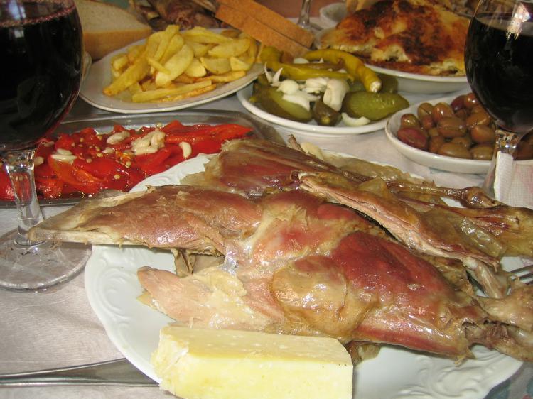 Албанская кухня рецепты с фото