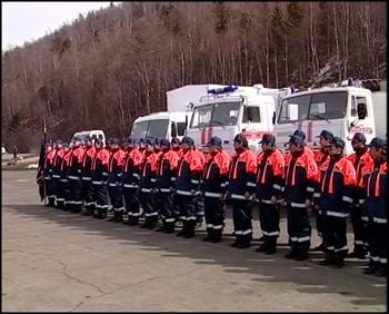 Подразделениями пожарной охраны был спасен мужчина.