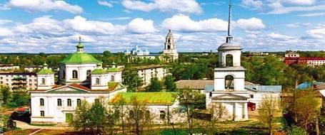 кашин тверская область гостиницы