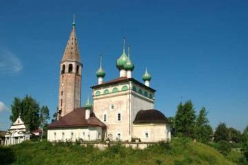 Село Вятское названо самой красивой деревней России
