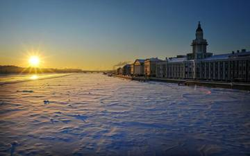 Санкт-Петербург станет главным направлением для российских туристов в новогодние праздники