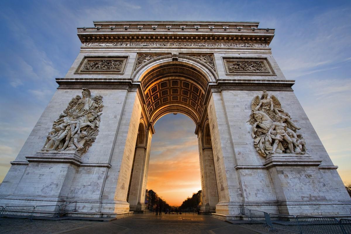 это самый триумфальные арки мира фото шарм