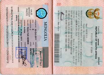 ЮАР упрощает визовый режим для россйских туристов
