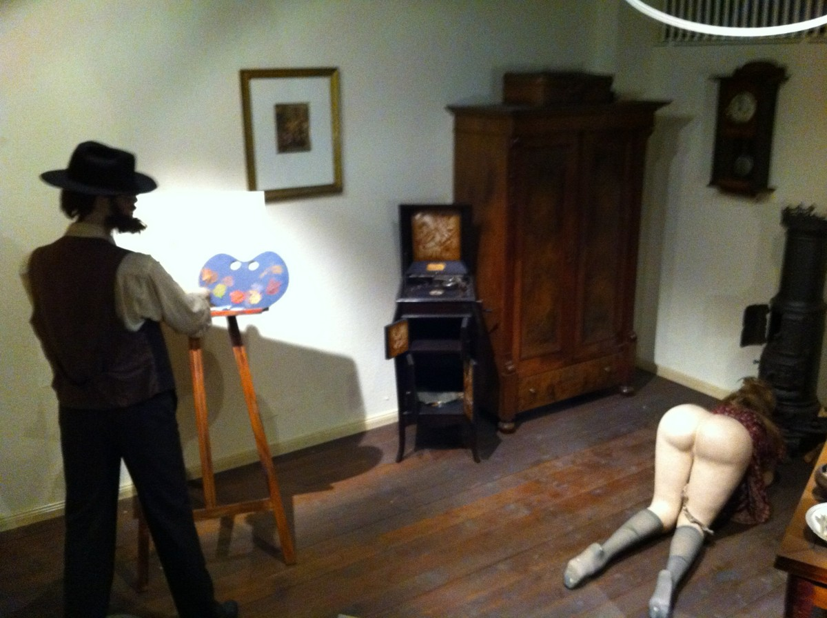 Амстердам музей эротики 21 фотография