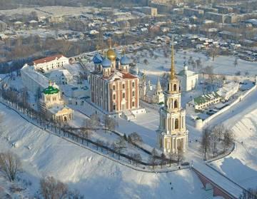 В новогодние праздники Рязанская область ожидает принять 5 тыс. туристов