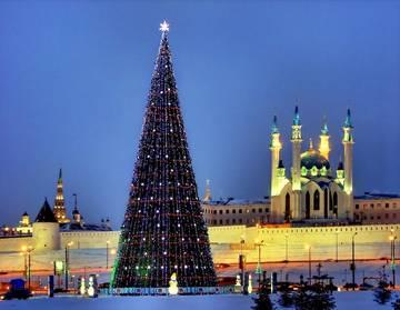На новогодние праздники в отелях Татарстана забронировано 85% номеров