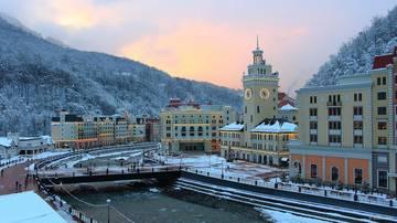 «Роза Хутор» назван лучшим горнолыжным курортом в РФ