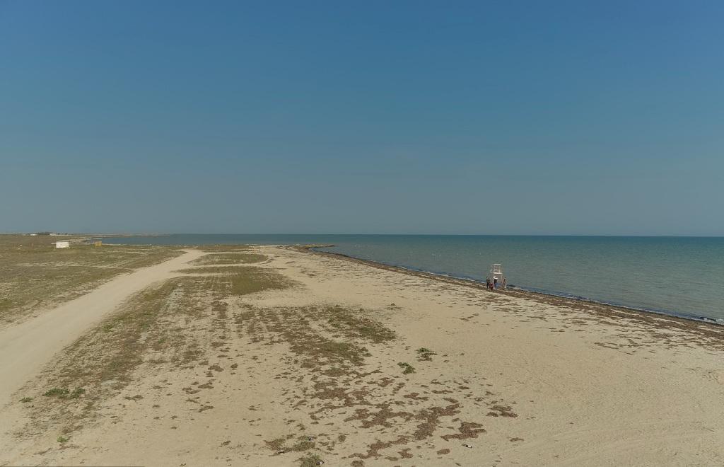 фото пляжа портового имеем почти