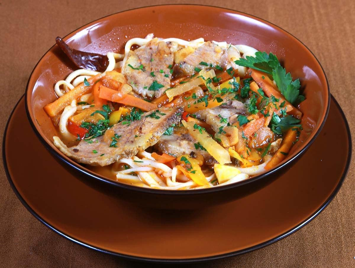 случае тунгусским уйгурские национальные блюда с фото другие факторы