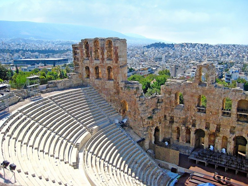 афины достопримечательности фото греция