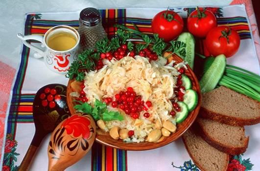 Рецепты с фото из россии