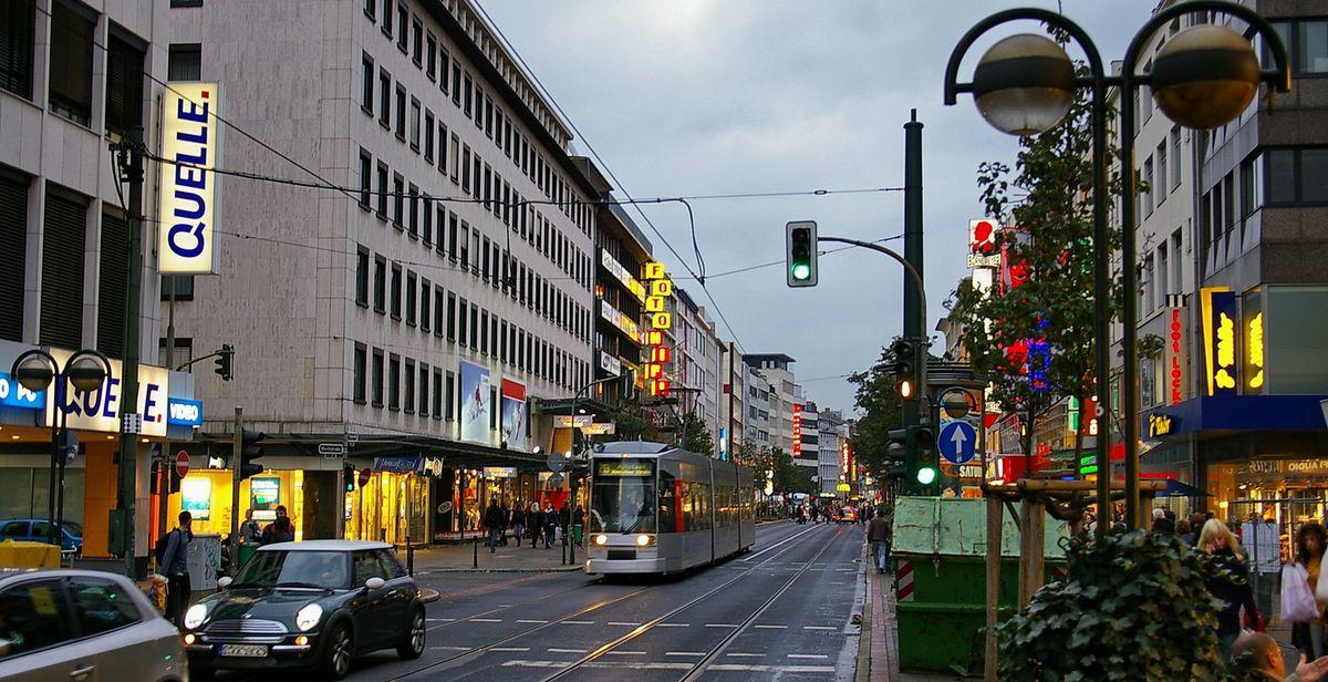 Как называется самая протяженная улица европы