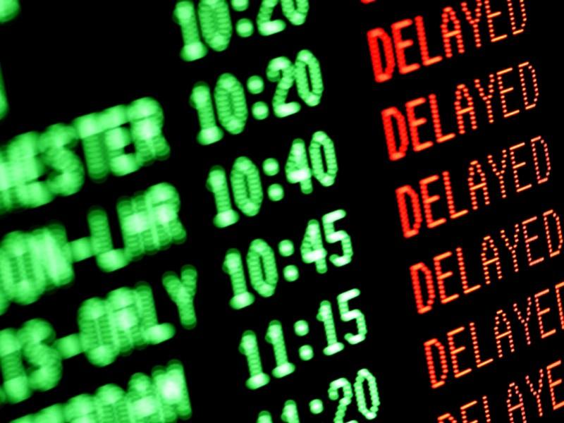 Росавиация: Составлен список самых непунктуальных авиакомпаний