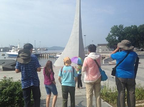 Поток иностранных туристов вПриморье практически сравнялся споказателями прошедшего года